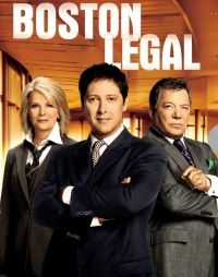 Сериал Юристы Бостона/Boston Legal  5 сезон  онлайн